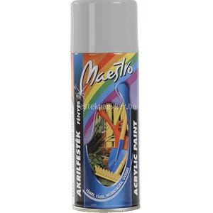 Maestro Akril ezüstszürke 7001 400ml