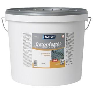 Héra betonfesték fehér 4L