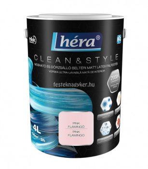 Héra Clean&Style 4L- Pink Flamingó