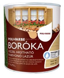 Boróka lazúr mahagóni 2,5l