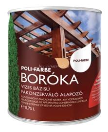 Boróka fakonzerváló alapozó 0,75l