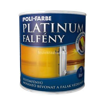 Platinum falfény színtelen 1l