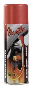 Maestro hőálló vörös spray 400ml