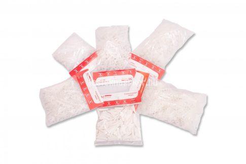 Fugakereszt fehér 10mm (100db/cs)