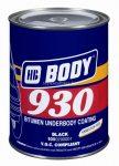 Body 930 alvázvédő fekete 2,5kg