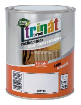 Trinát radiátorzománc 100 fehér 5l