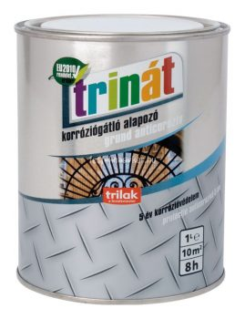 Trinát korróziógátló alapozó 200 szürke 0,5l