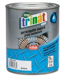 Trinát aqua korróziógátló alapozó fehér 1l