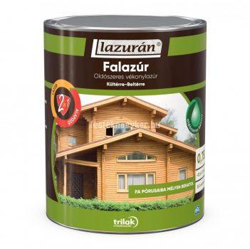 Lazurán oldószeres falazúr 2in1 borovifenyő 2,5l