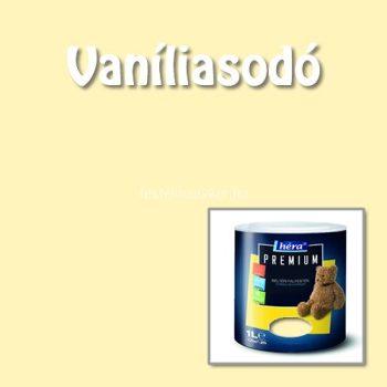 Héra Prémium matt belső falfesték vaníliasodó 2,5L (gépi színezés)