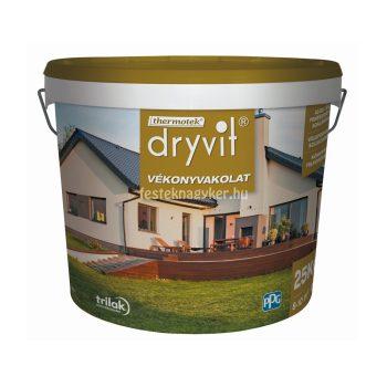 Dryvit dörzsölt vékonyvakolat 25 kg fehér, szemcsenagyság 2mm