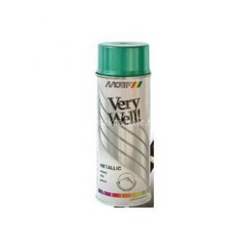 Motip very well metál zöld spray 400ml