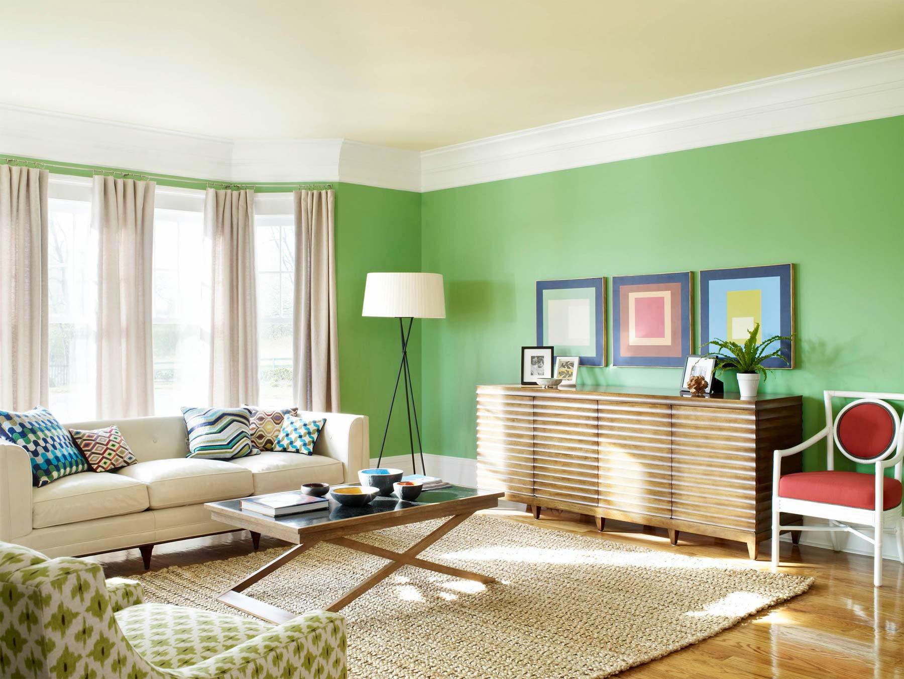Héra Prémium zöld szobakép