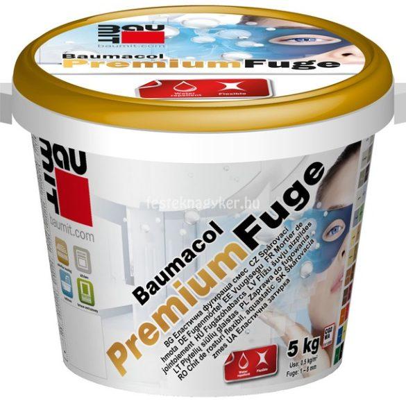Baumacol prémium fugázó cement szürke 2kg