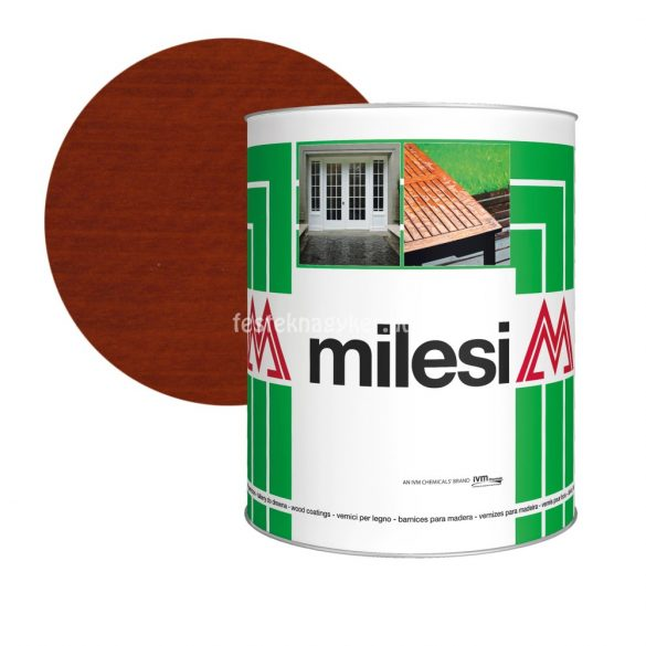 Milesi Kültéri Classic Vékonylazúr 5L- Vörös cseresznye (XGT-6123)
