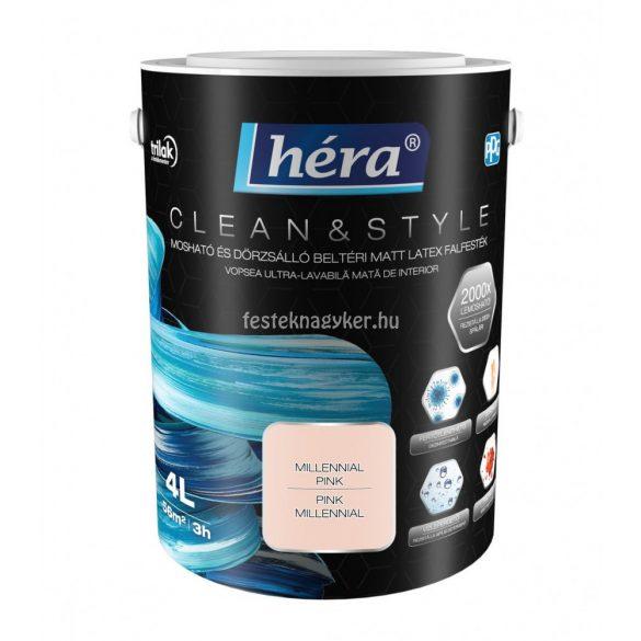 Héra Clean&Style 4L - Millenial Pink