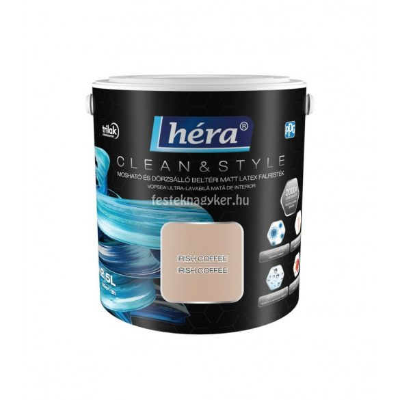 Héra Clean&Style 2,5L- Irish Coffe