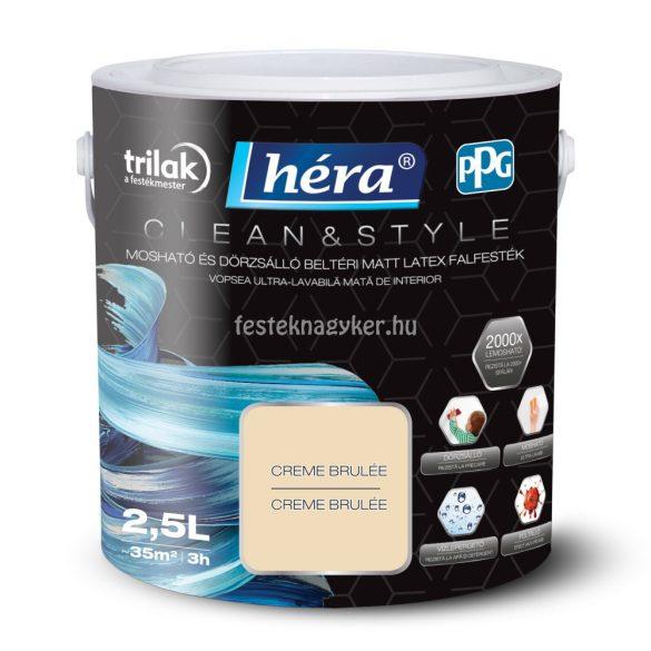 Héra Clean&Style 2,5L- Creme Brulee