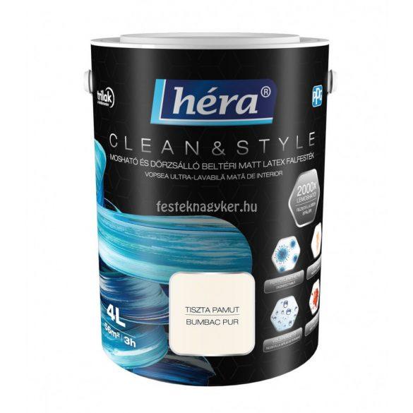 Héra Clean&Style 4L - Tiszta Pamut