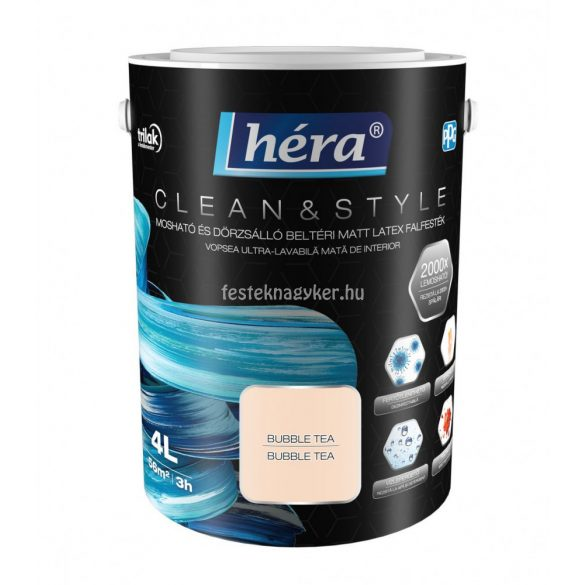 Héra Clean&Style 4L - Bubble Tea
