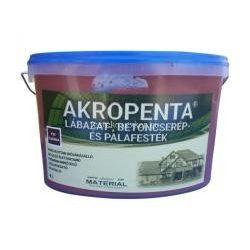 Akropenta vörös P60 5kg