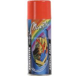 Maestro Akril tűzpiros 3020 400ml