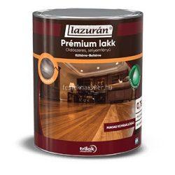 Lazurán selyemfényű prémium lakk kültéri-beltéri 0,75 l