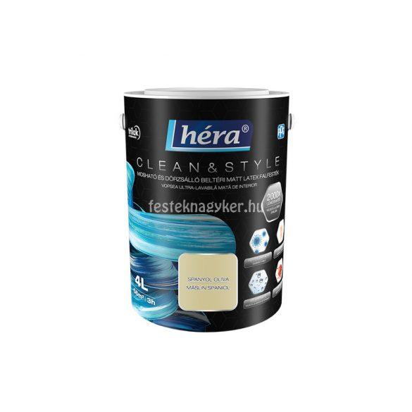 Héra Clean&Style 4L- Spanyol Olíva