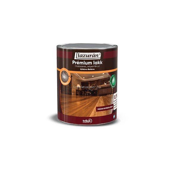 Lazurán selyemfényű prémium lakk kültéri-beltéri 5 l