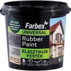 Farbex Rubber Paint elasztikus festék fehér 1,2kg