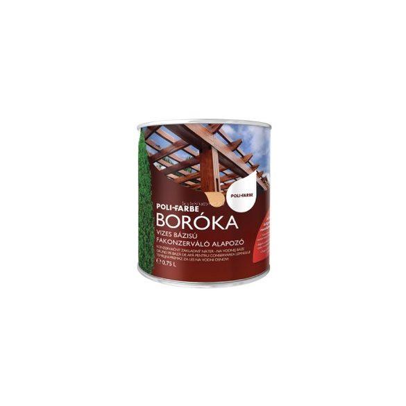 Boróka fakonzerváló alapozó 2,5l
