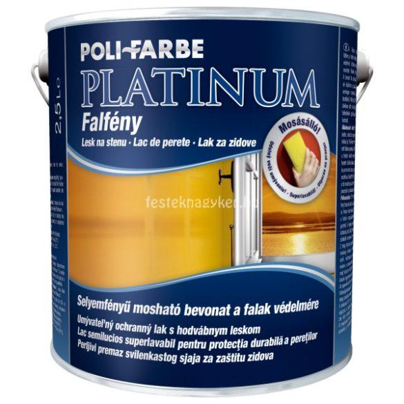 Platinum falfény színtelen 2,5l