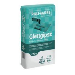 Polifarbe glettgipsz 0-6 beltéri glett 20kg
