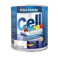 Cellkolor aqua selyemfényű zománcfesték fehér 1l