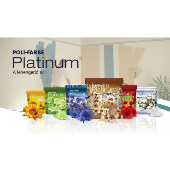 Platinum bogáncs B50 5l