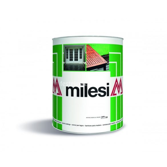 Milesi Kültéri Classic Vékonylazúr 1L- Mahagóni (XGT-618)