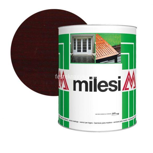 Milesi Kültéri Classic Vékonylazúr 5L- Vörös mahagóni (XGT-6187)