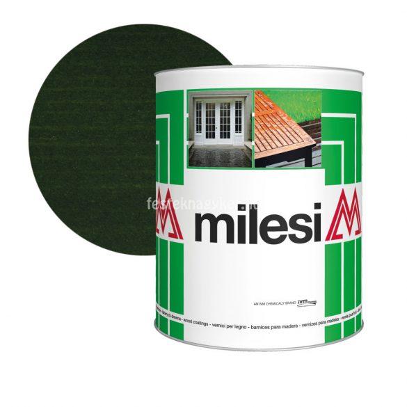 Milesi Kültéri Classic Vékonylazúr 1L- Sötétzöld (XGT-614)