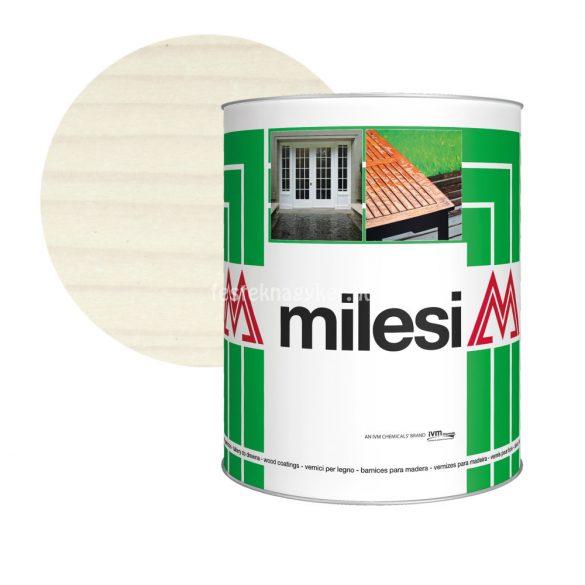 Milesi Kültéri Classic Vékonylazúr 5L- Fehér (XGT-6100)