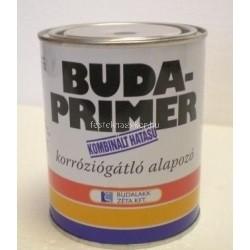 Budaprimer Korróziógátló Alapozó 300 Fekete 0,75L