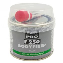 Body 250 Fiber üvegszálas kitt 750g