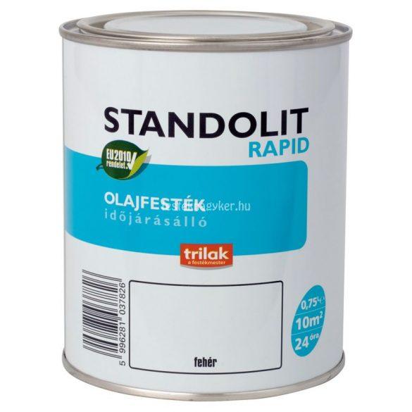Standolit rapid olajfesték 100 fehér 0,75l