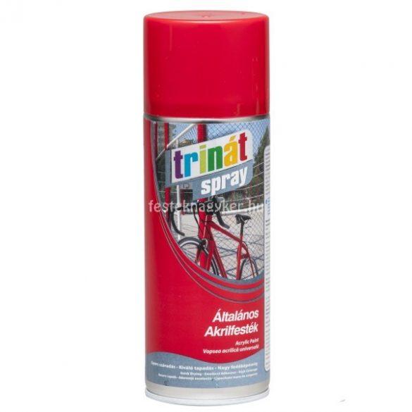 Trinát Spray RAL3020 közlekedésipiros 400ml