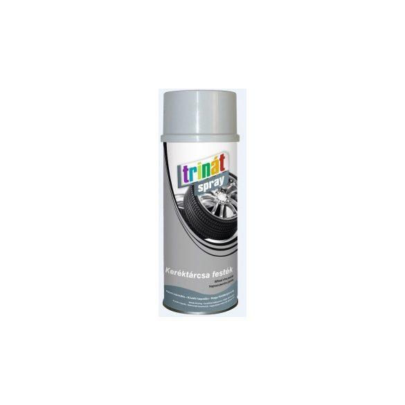 Trinát Spray keréktárcsa ezüst 400ml