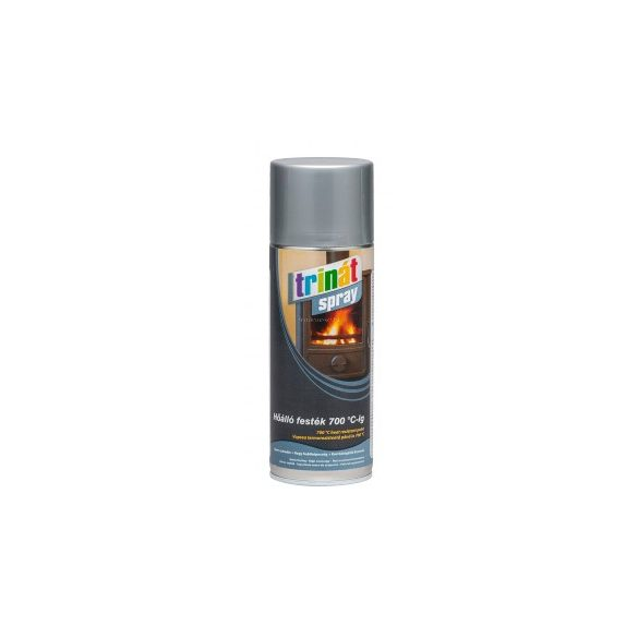 Trinát Spray hőálló ezüst 400ml