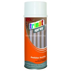 Trinát Spray radiátor fehér 400ml