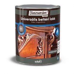 Lazurán aqua magasfényű univerzális beltéri  lakk 0,75l