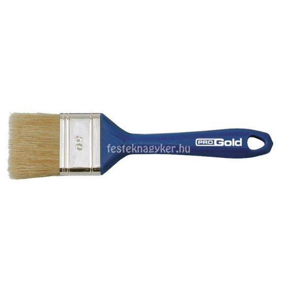 Progold festőecset kék műanyag nyéllel 30mm
