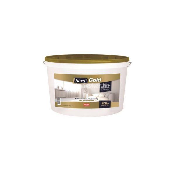 Héra Gold Fehér beltéri falfesték 15l /extra fehér/