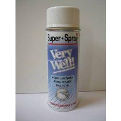 Motip very well spray matt fehér RAL9010